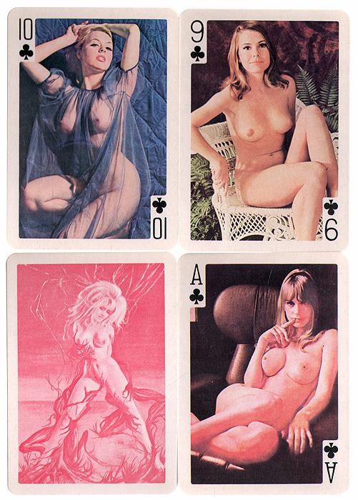 Игральные карты с голыми телками фото 97097 фотография