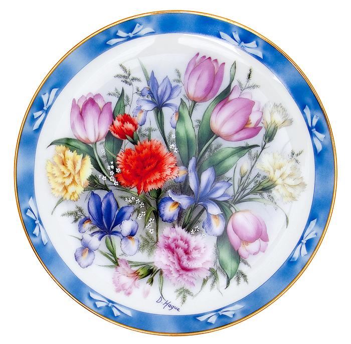 Ватсапе, круглые открытки с цветами